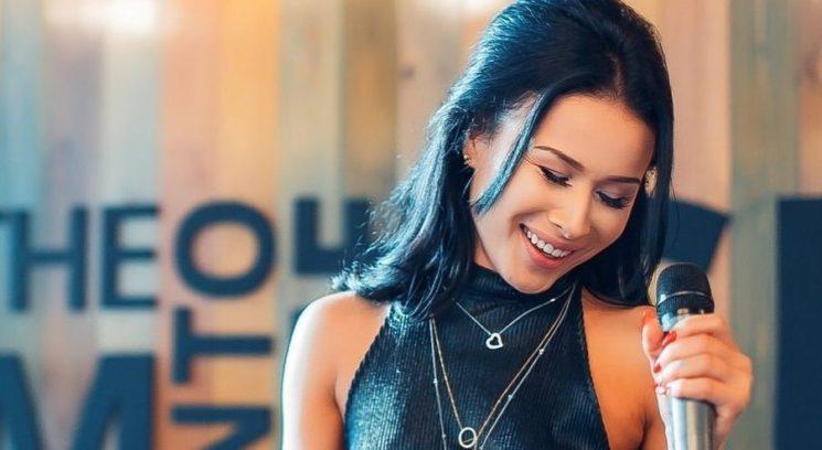Онлайн-концерт певицы Луины