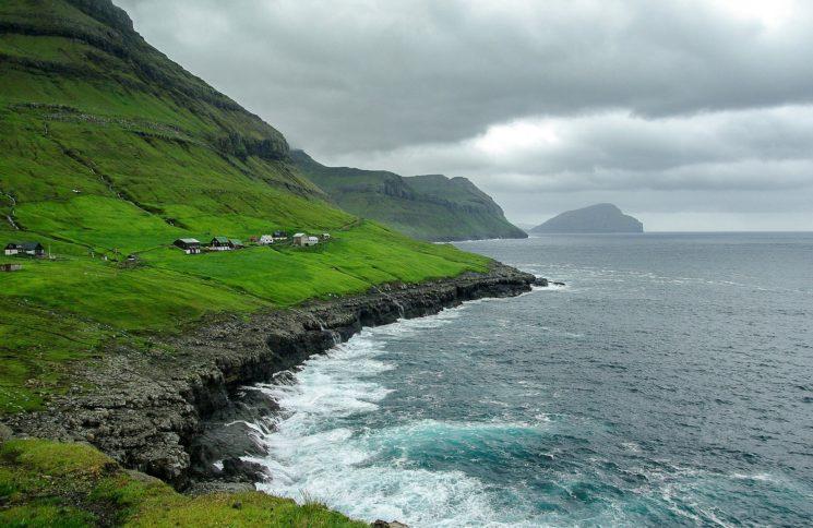 Онлайн-путешествие на Фарерские острова