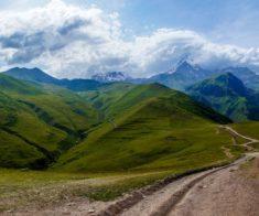 Онлайн-путешествие к вулкану Казбек