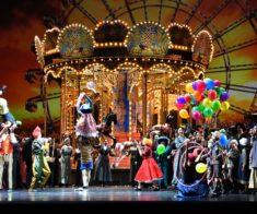 Онлайн-трансляция оперы «Богема»