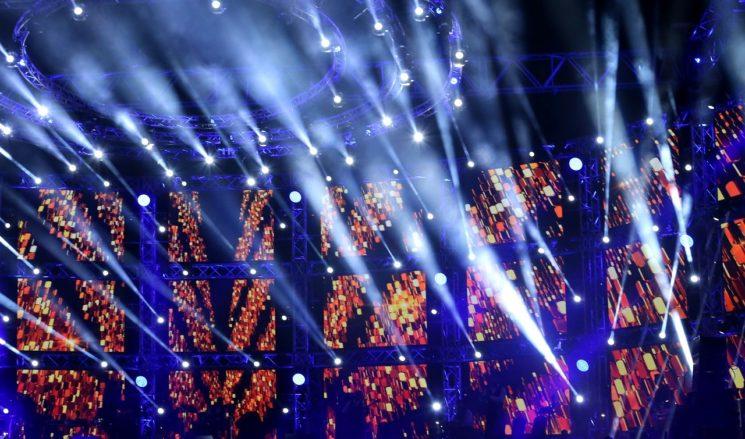 Онлайн-шоу Europe Shine A Light