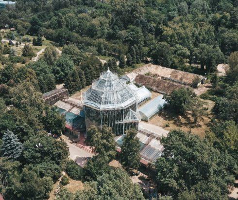 Обзор: как изменился Ботанический Сад после реконструкции