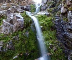 Поход на водопад Горельник