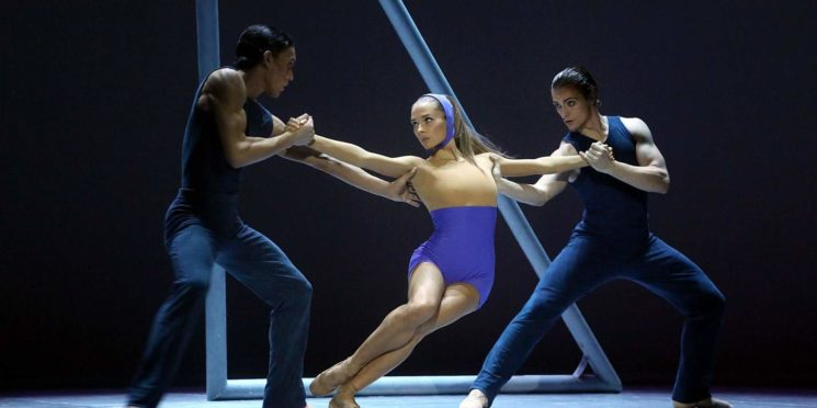 """Онлайн-трансляция балета """"Эгопойнт"""""""