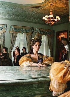 Онлайн-трансляция спектакля «Царица»