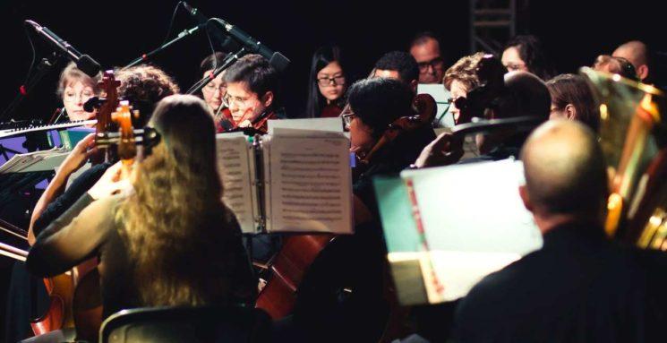 """Онлайн-трансляция """"Фестивальный оркестр. Закрытие фестиваля"""""""