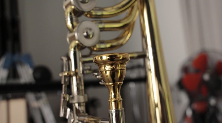Онлайн-концерт квартета тромбонов