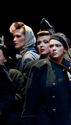 Онлайн-трансляция спектакля «Берег женщин»
