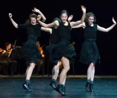 Танцевальный концерт Анны Терезы де Кеерсмакер