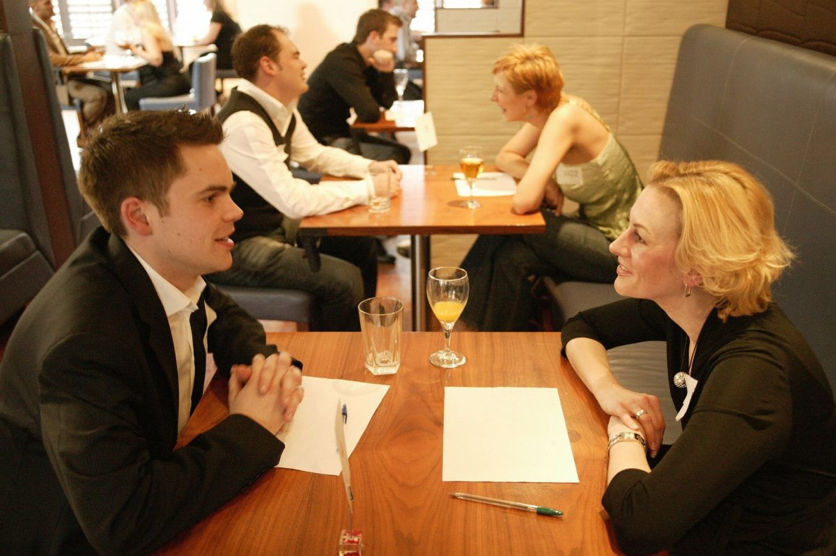 Elite Speed Dating Manchester, Events for Singles in