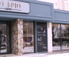 Hot Spot coffee