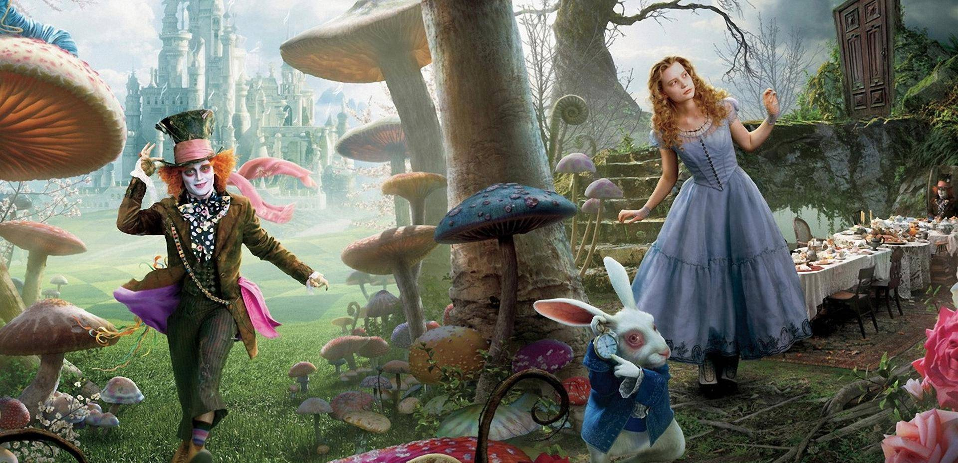 good thesis for alice in wonderland Taking 'alice in wonderland' as an analogy, the thesis design project endeavours to smooth transitions between public and private spaces, just like how alice travels through portals project intended.