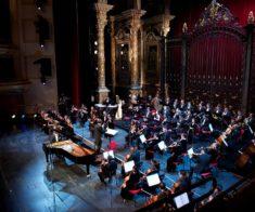 Открытие XX концертного сезона симфонического оркестра