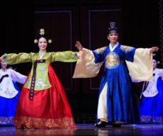 Финальный концерт корейской традиционной музыки и танца