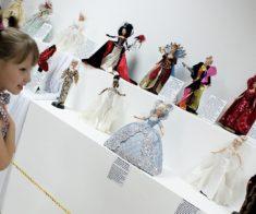 Фотовыставка коллекционных кукол