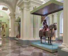 Выставка оружейного искусства востока и запада