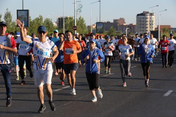 Весенний марафон в рамках Дня здоровья