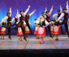 Концерт Государственного ансамбля танца РК «Салтанат»
