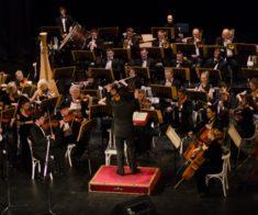 Выступление Государственного академического симфонического оркестра РК