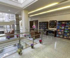 Открытие Центров казахстанской литературы на базе библиотек мира