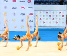 Чемпионат Азии по художественной гимнастике