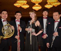 Концерт Государственного Квинтета деревянно-духовых инструментов