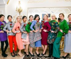 4-ый модный показ молодых дизайнеров