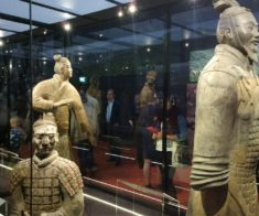 Выставка «Культурные памятники Терракотовой армии императора Цинь Шихуанди»