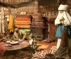 Культурно-историческая выставка стран «Шелкового пути»
