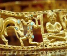Выставка оригинальных артефактов «Золото скифов»