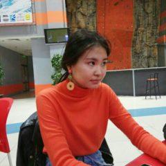 Жасмин Туменбаева