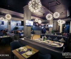 Ресторан «Roofork»