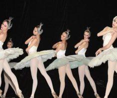 Балет «Анна Павлова — лебедь русского балета» (ЭКСПО)