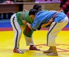 XV Чемпионат Мира по борьбе на поясах