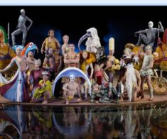 Cirque du Soleil. Reflekt Show