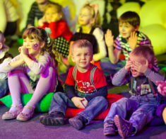 Праздник для детей от «Mamalysh»