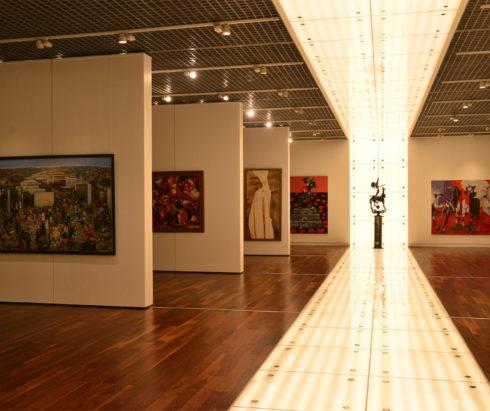 Выставка «Аль Фейсал: путь справедливости и мужество»