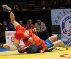 Этап Кубка мира по спортивному и боевому самбо