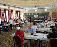 IV Чемпионат мира по тоғызқұмалақ