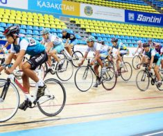 Чемпионат по велосипедному спорту