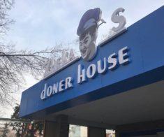 Zheka's doner house