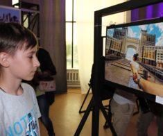 Фотовыставка-инсталляция «Моя любимая Астана»