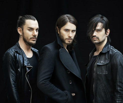 Thirty seconds to Mars (ЭКСПО)