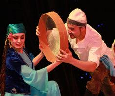 Шоу «Мелодии Шёлкового пути»