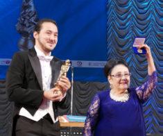 Международный конкурс вокалистов Бибигуль Тулегеновой