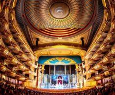 Репертуар театра Астана Опера на июль