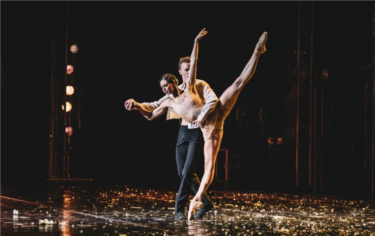 The Great Gatsby ballet (ЭКСПО)