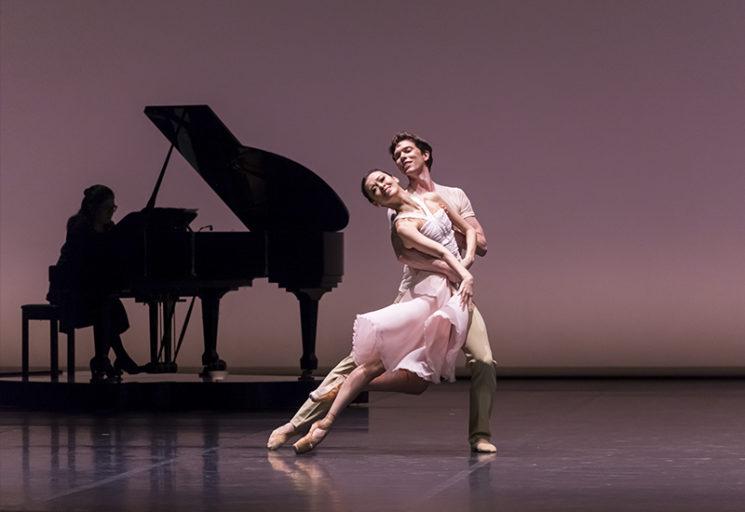 """Вечер балета """"Прикосновение иллюзии"""" (AstanaBallet)"""
