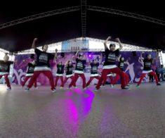 International Street Dance Session Astana 2017