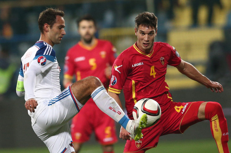 Футбол: Казахстан – Черногория